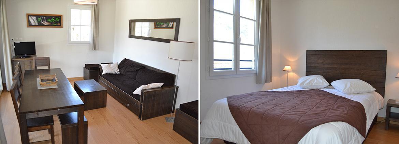 Les Jardins de Balnéa - Loudenvielle - Vacancéole - Appartement 4 pièces 10 personnes